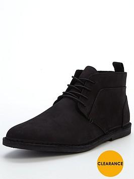 river-island-nubuck-leather-chukka-boot