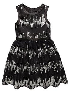 v-by-very-girls-sequined-zigzagnbspdress