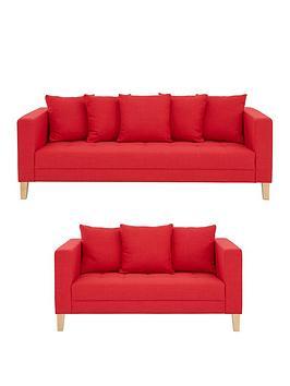 hananbsp3-seaternbsp-2-seaternbspfabric-sofa-set-buy-and-save