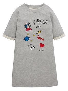 v-by-very-girls-embroiderednbspbadges-shift-dress