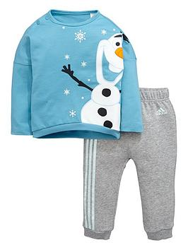 adidas-baby-disney-frozen-sweat-top-and-joggers