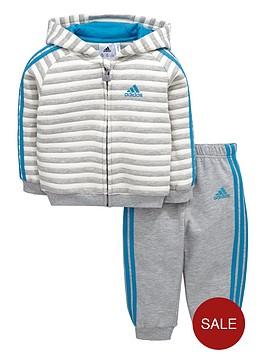 adidas-baby-boys-stripe-fleece-tracksuit
