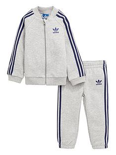 adidas-originals-baby-boys-three-stripe-tracksuit