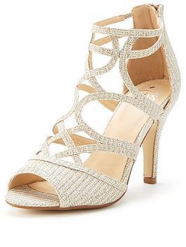 oasis-helen-glitter-heeled-sandal