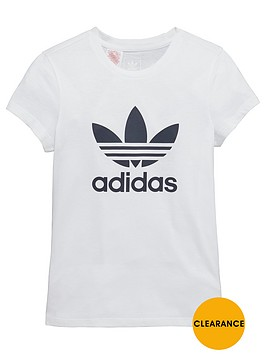 adidas-originals-older-girls-trefoil-tee