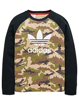 adidas-originals-older-boys-ls-camo-tee