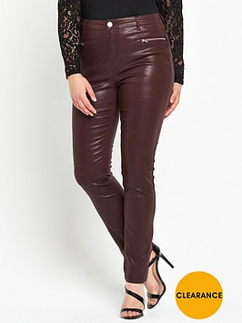 v-by-very-curve-coated-zip-detail-jean