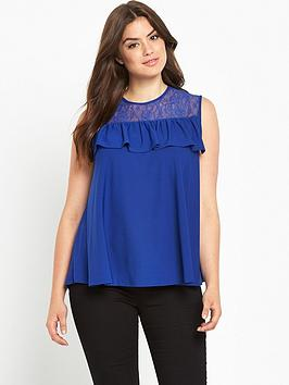 so-fabulous-sheer-shoulder-frill-top