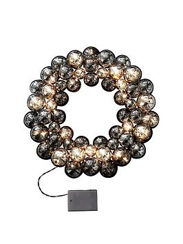 silver-bauble-christmas-wreath-with-leds