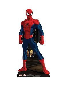 marvel-spiderman-173cm-cardboard-cutout