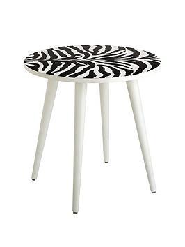 teddy-side-table-zebra-print