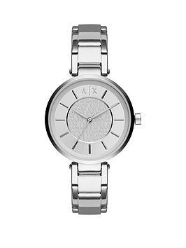 armani-exchange-armani-exchange-silver-dial-and-stainless-steel-bracelet-ladies-watchnbsp