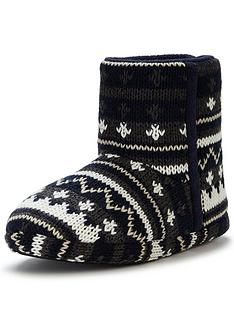 dunlop-knitted-bootee