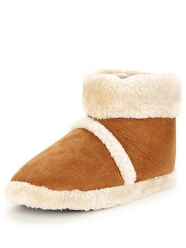 dunlop-fur-lined-bootee