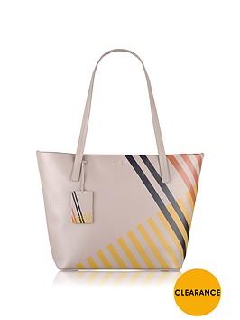 radley-de-beauvoir-triagonal-tote-bag-grey