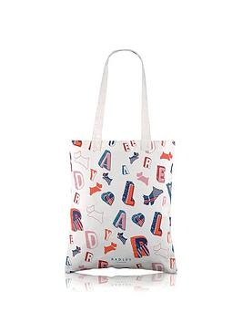 radley-spell-check-canvas-tote-bag