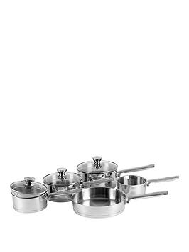 swan-5-piece-stainless-steel-pan-set