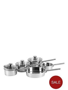 swan-5-piece-stainless-steel-pan-set
