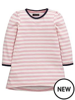 mini-v-by-very-girls-loop-back-stripe-dress
