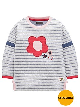 mini-v-by-very-girls-stripe-flower-appliquenbspsweat-top