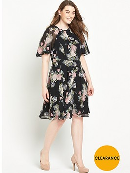 v-by-very-curve-keyhole-floral-tea-dressnbsp