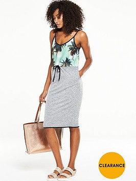 v-by-very-tropical-tie-waist-dress