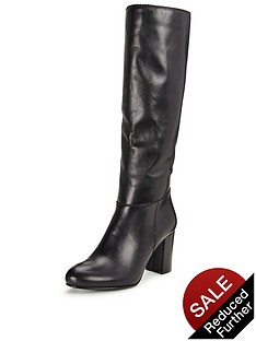 dune-toulon-block-heel-knee-boot