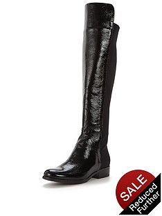 dune-trish-flat-knee-boot