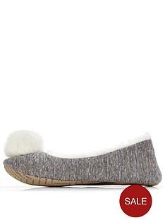 carvela-olivianbsppom-pom-ballerina-slipper