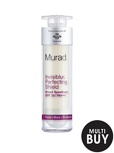 murad-free-giftnbspinvisiblur-perfecting-shield-spf-30nbspamp-free-murad-skincare-set-worth-over-pound55