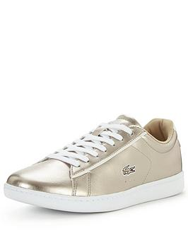 lacoste-carnaby-evo-grey-trainer