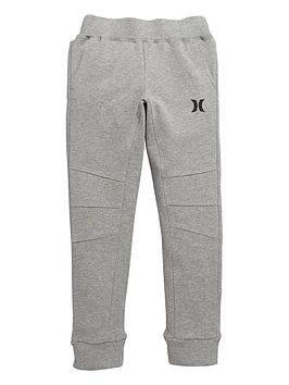 hurley-older-boys-varsity-pants-grey-heather