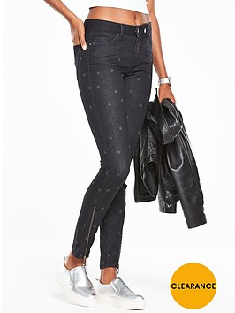 v-by-very-star-printed-cropped-jean-charcoal