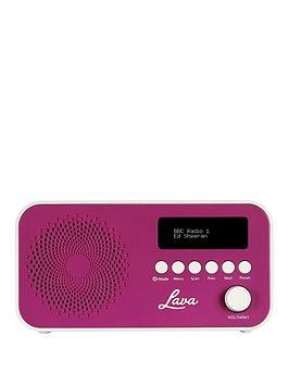 lava-dab-radio-purple