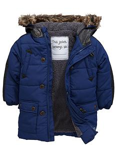 mini-v-by-very-boys-pu-trim-padded-coat