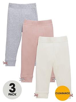 ladybird-baby-girls-ribbed-leggings-3-pack