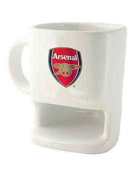 arsenal-biscuit-mug