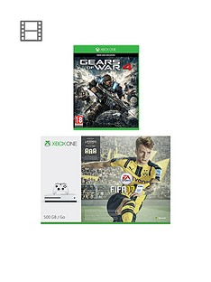 xbox-one-s-xbox-one-s-500gb-console-with-fifa-17-and-gears-of-war-4-with-optional-extra-controller-and-12-months-live