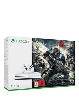 xbox-one-s-1tb-console-with-gears-of-war-4-plus-optional-extra-controller-andor-12-months-live-gold