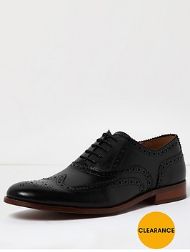river-island-leather-broguenbsp
