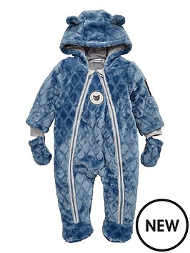 ladybird-baby-boys-fleece-quilted-cuddle-suit-with-mittens