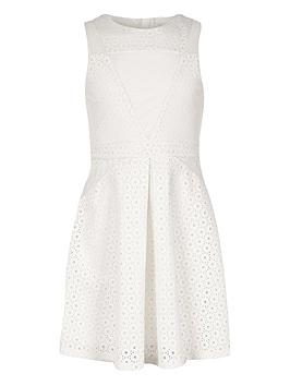 river-island-girls-white-laser-cut-dress