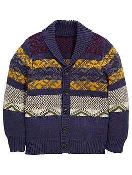 mini-v-by-very-boys-shawl-collar-cardigan