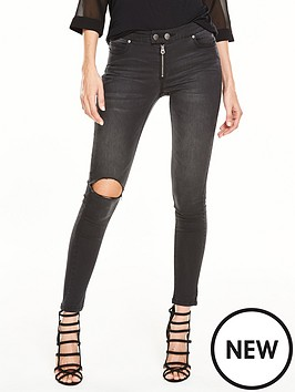v-by-very-ella-mid-rise-skinny-jean-with-exposed-zip-and-busted-kneenbsp