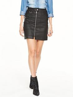 v-by-very-high-waistednbspbiker-mini-skirt