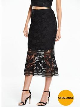 v-by-very-lace-frill-hem-skirt