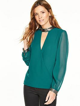 v-by-very-embellished-cuff-and-collar-blouse