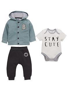 ladybird-baby-boys-hoodednbspsweat-top-bodysuit-and-joggers-set