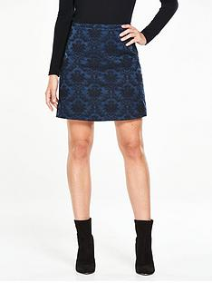 v-by-very-jacquard-a-line-skirt