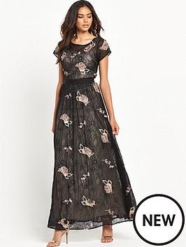 miss-selfridge-miss-selfridge-lace-and-floral-embellished-maxi-dress